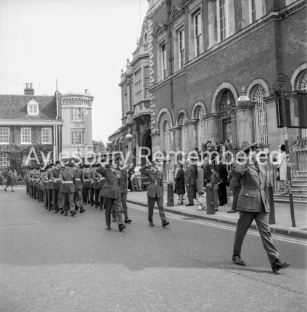 Battle of Britain Parade, Sep 9th 1967