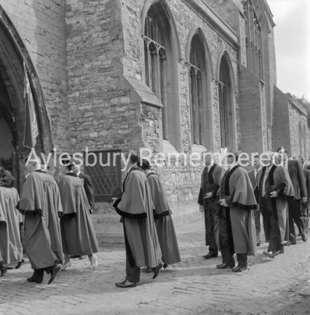Battle of Britain Parade, Sep 11th 1965