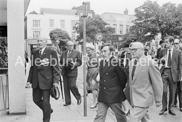 Battle of Britain Parade, Sep 15th 1973
