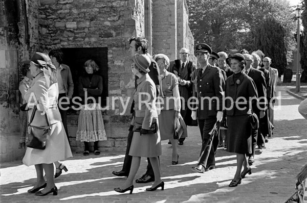 Battle of Britain Parade, Sep 16th 1979