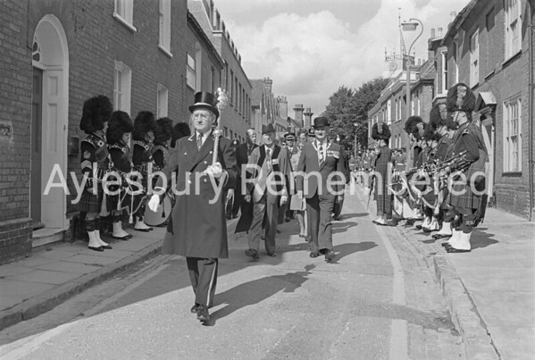 Battle of Britain Parade, Sep 13th 1981