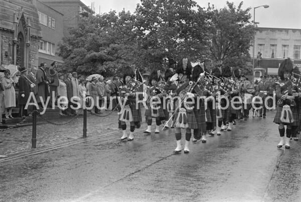 Battle of Britain Parade, Sep 1983