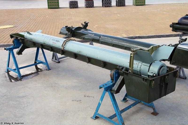 Зенитная управляемая ракета 9М33 (9M33 surface-to-air missile)