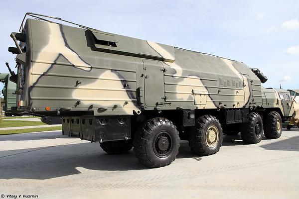 Машина связи 15В179 МС-1 (15V179 MS-1 signal vehicle)