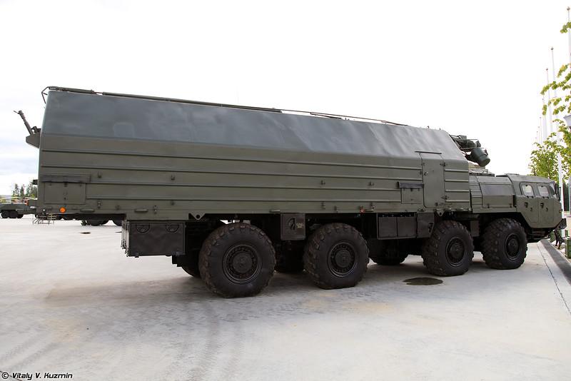 Машина боевого управления 15В167 (15V167 combat command vehicle)