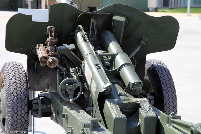 85-мм противотанковая пушка Д-48 (85mm antitank gun D-48)