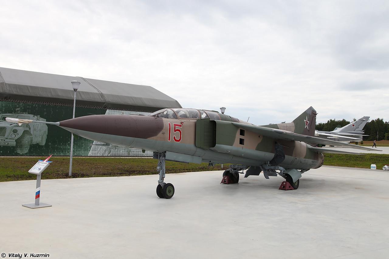 МиГ-23УБ (MiG-23UB)