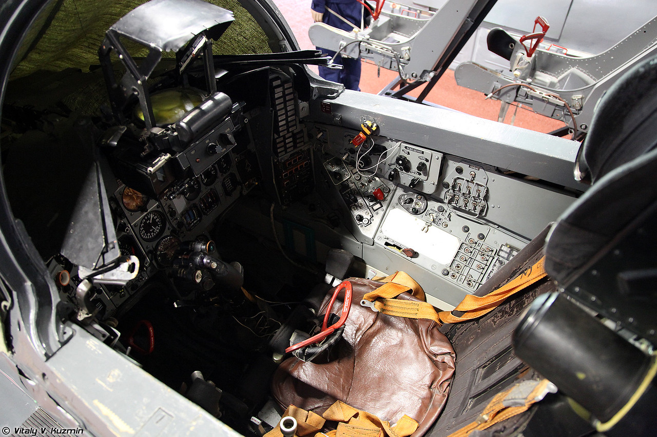 Процедурный тренажер МиГ-29 (MiG-29 procedures simulator)