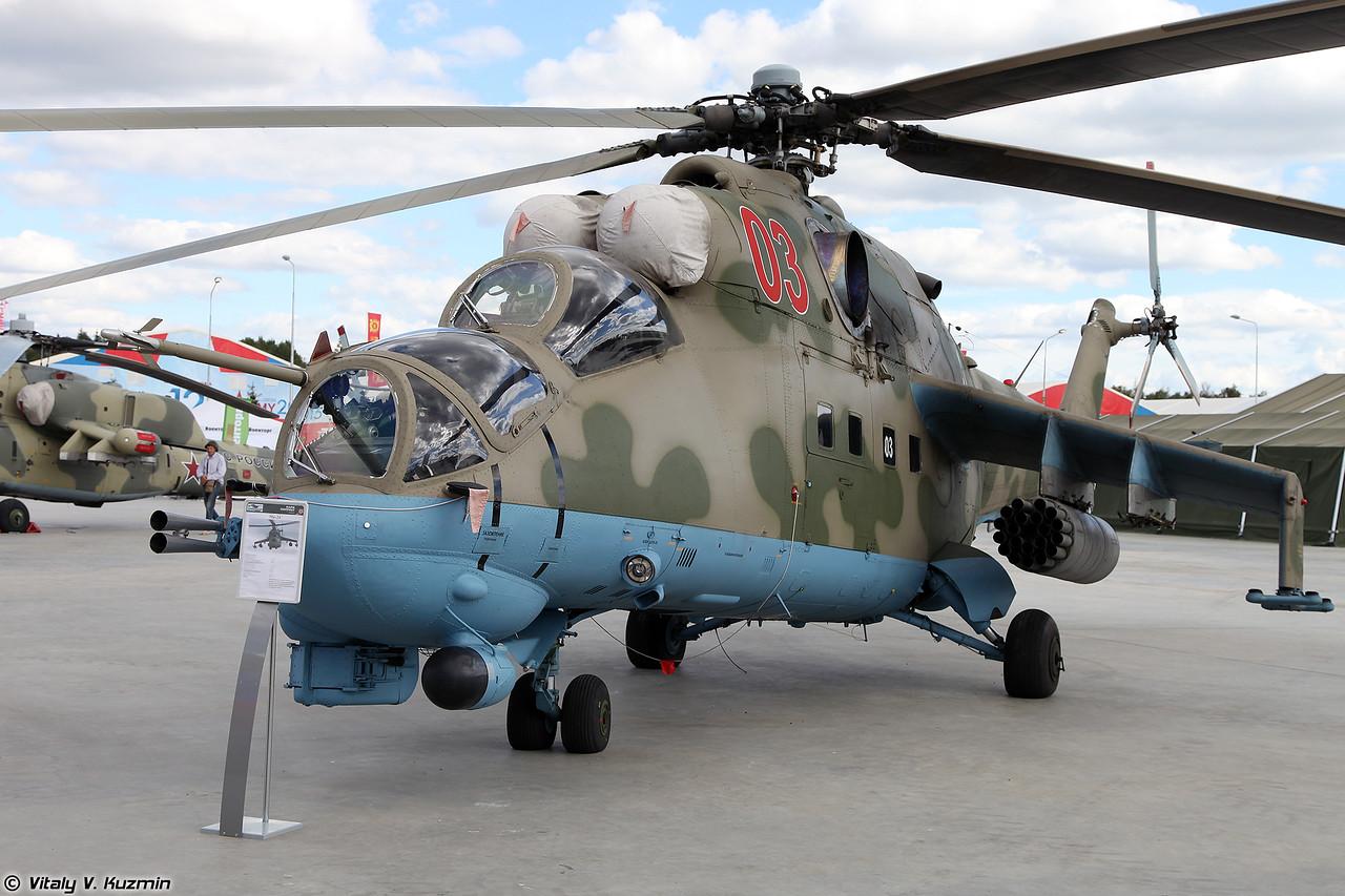 Ми-24П (Mi-24P)