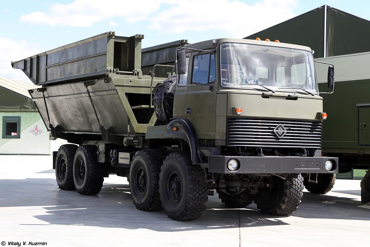 Мостовой механизированный компелкс ММК (MMK vehicle-launched bridge system)