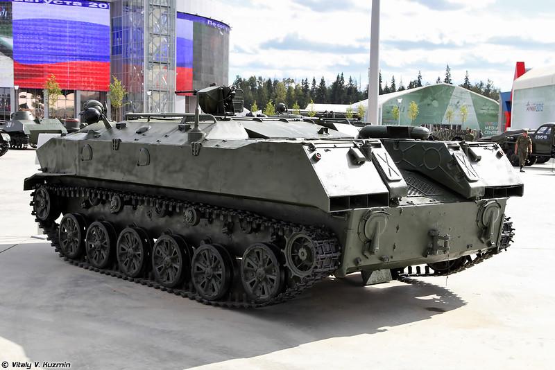 БТР-Д ранняя версия (BTR-D early version)