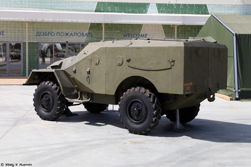 БТР-40Б (BTR-40B)