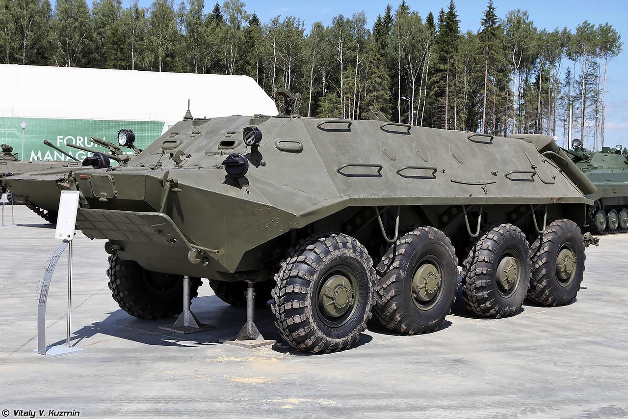 БТР-60ПА (BTR-60PA)