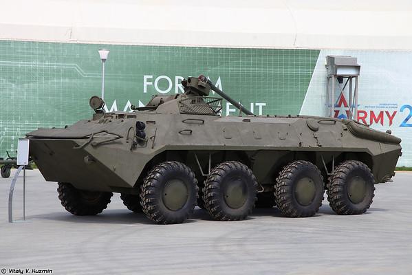 БТР-70 с башней МА-7 (BTR-70 with MA-7 turret)