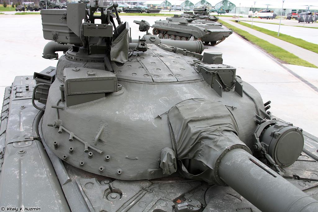 Т-64Б (T-64B tank)