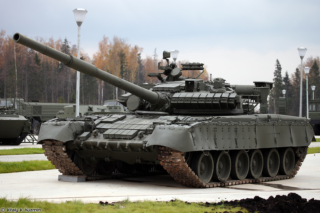 Т-80БВ (T-80BV)