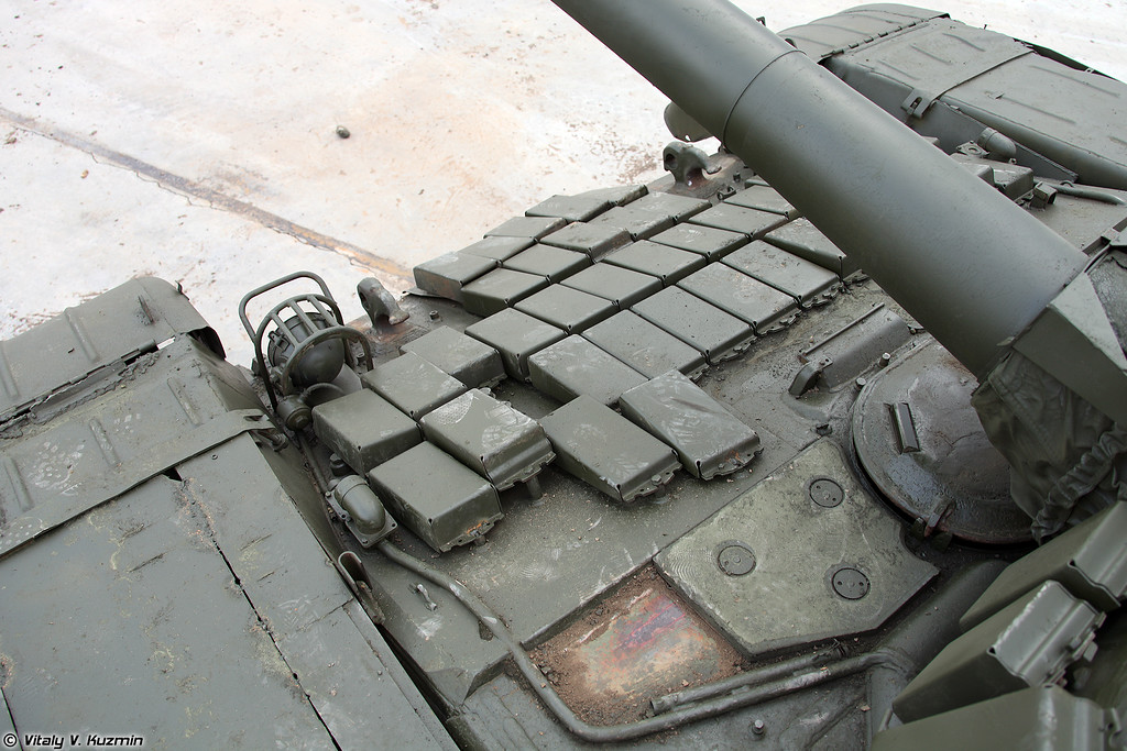 Т-72Б1 (T-72B1 main battle tank)