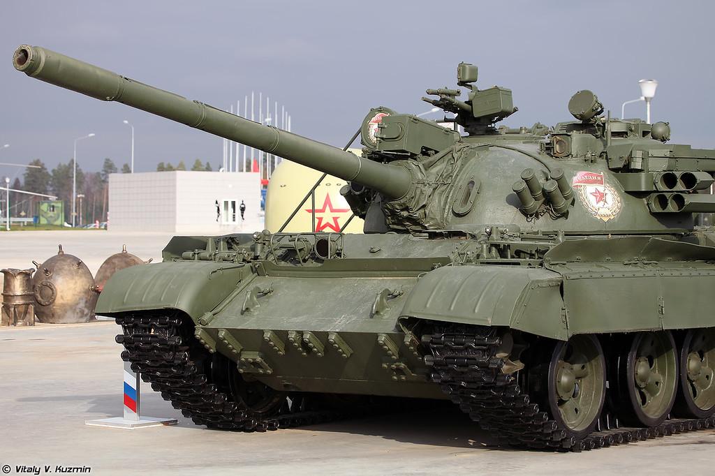 Т-55АД (T-55AD)