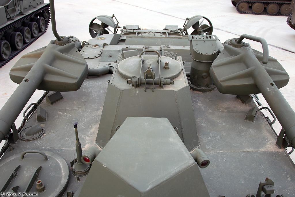 Инженерная разведывательная машина ИРМ Жук (IRM Zhuk engineer reconnaissance vehicle)