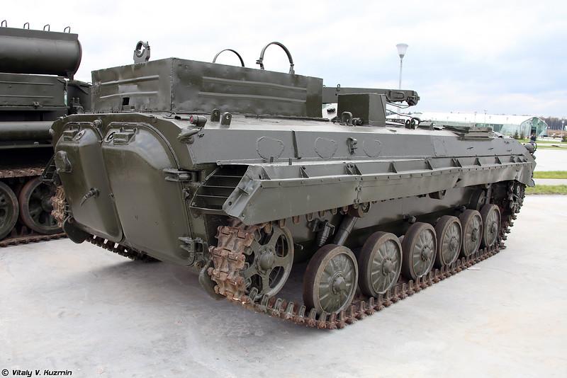 Бронированная ремонтно-эвакуационная машина БРЭМ-2 (BREM-2 armored recovery vehicle)
