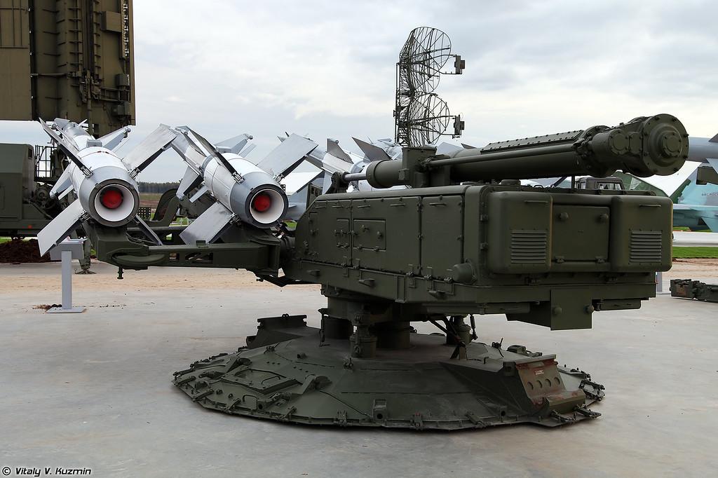 ЗРК С-125М с ЗУР 5В27Д (S-125M system with 5V27D SAM)