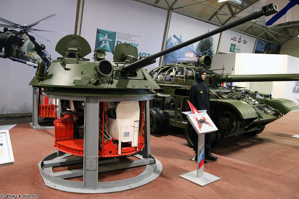 Стенд аппарата заряжания БМП-2 (BMP-2 loader training simulator)