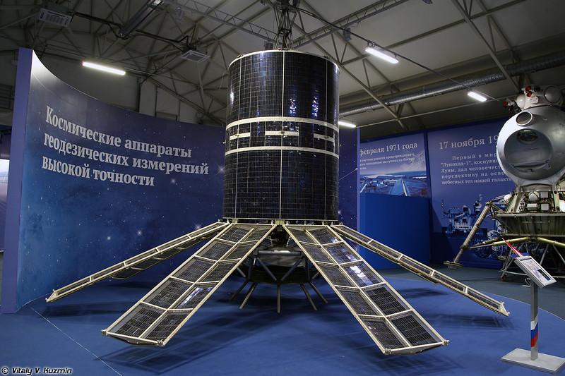 Космический аппарат 11Ф666 ГЕО-ИК (11F666 GEO-IK spacecraft)