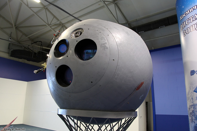 Космический аппарат 11Ф69 Зенит-4 (11F69 Zenit-4 spacecraft)