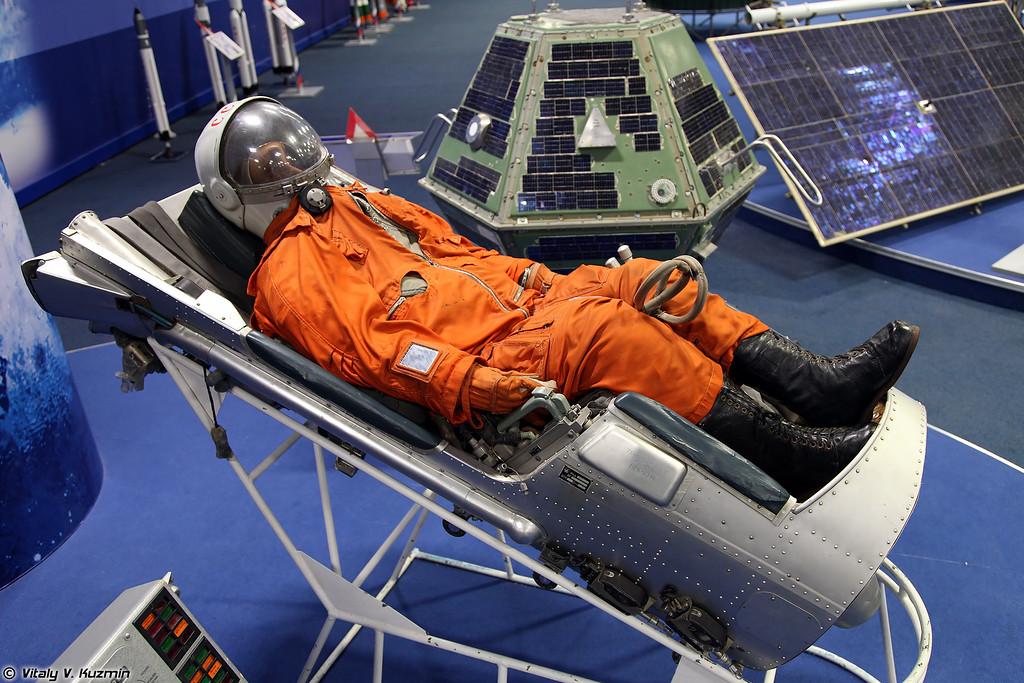 Скафандр СК-1 (SK-1 space suit)