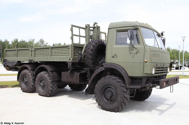 КАМАЗ-43101 (KAMAZ-43101)