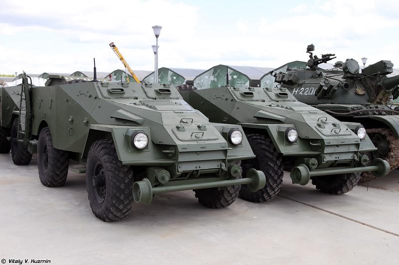 БТР-40ЖД (BTR-40ZhD)