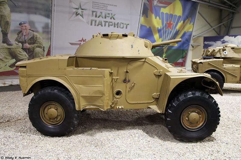Panhard AML-245Е (Panhard AML-245E)