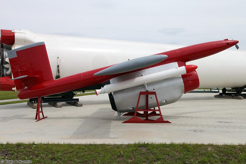 Самолет-мишень Ла-17ММ (La-17MM target drone)