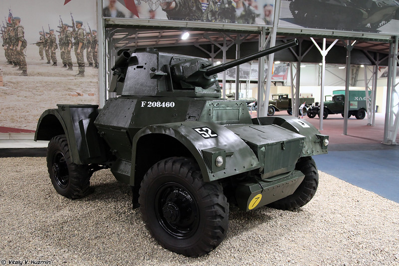 Daimler Armoured Car Mk.II