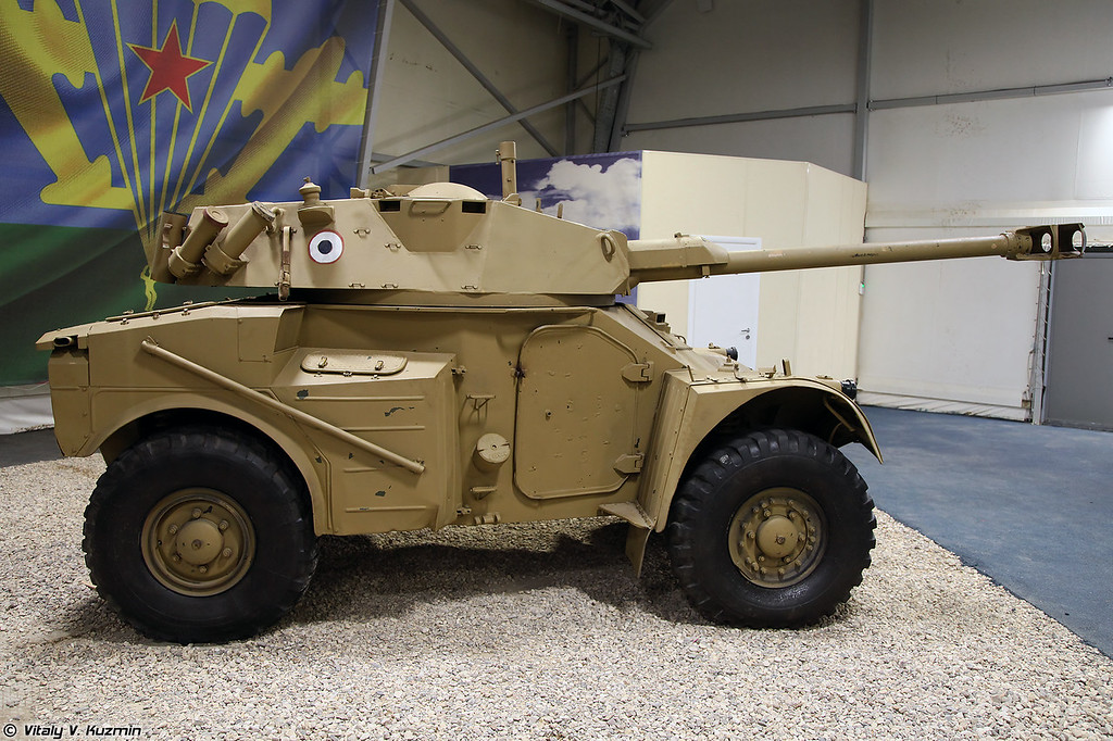 Panhard AML-245C с башней HЕ-90-70 (Panhard AML-245C with HE-90-70 turret)