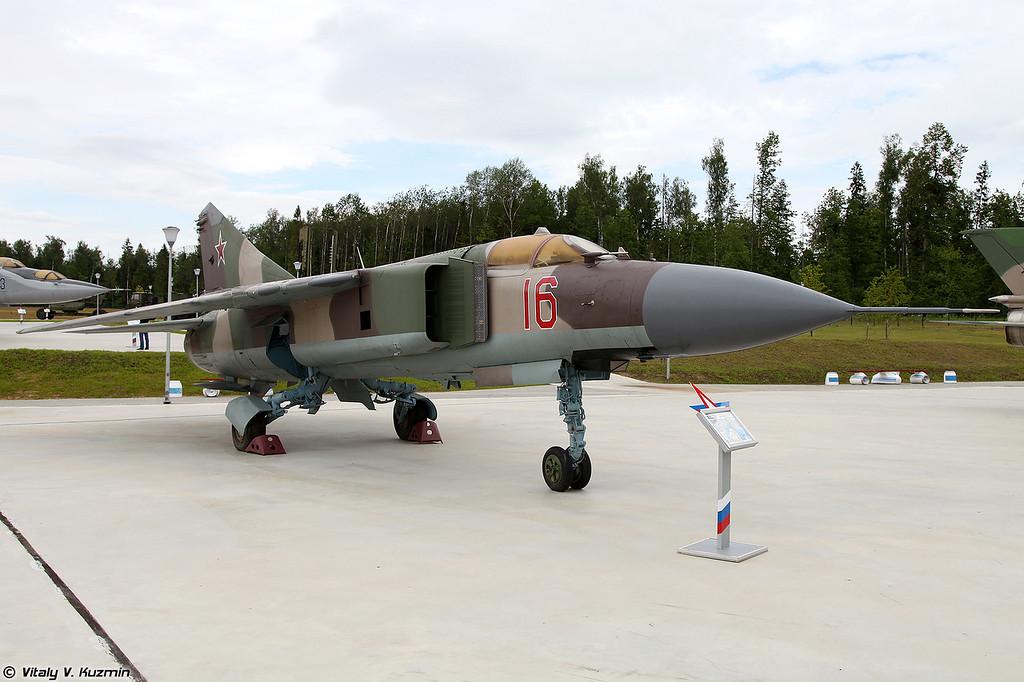 МиГ-23МЛД (MiG-23MLD)
