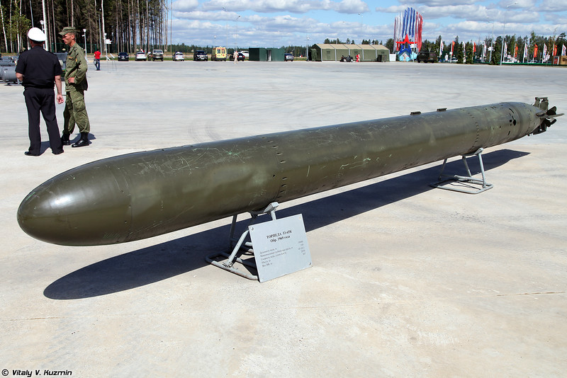 Торпеда 53-65К (53-65K torpedo)
