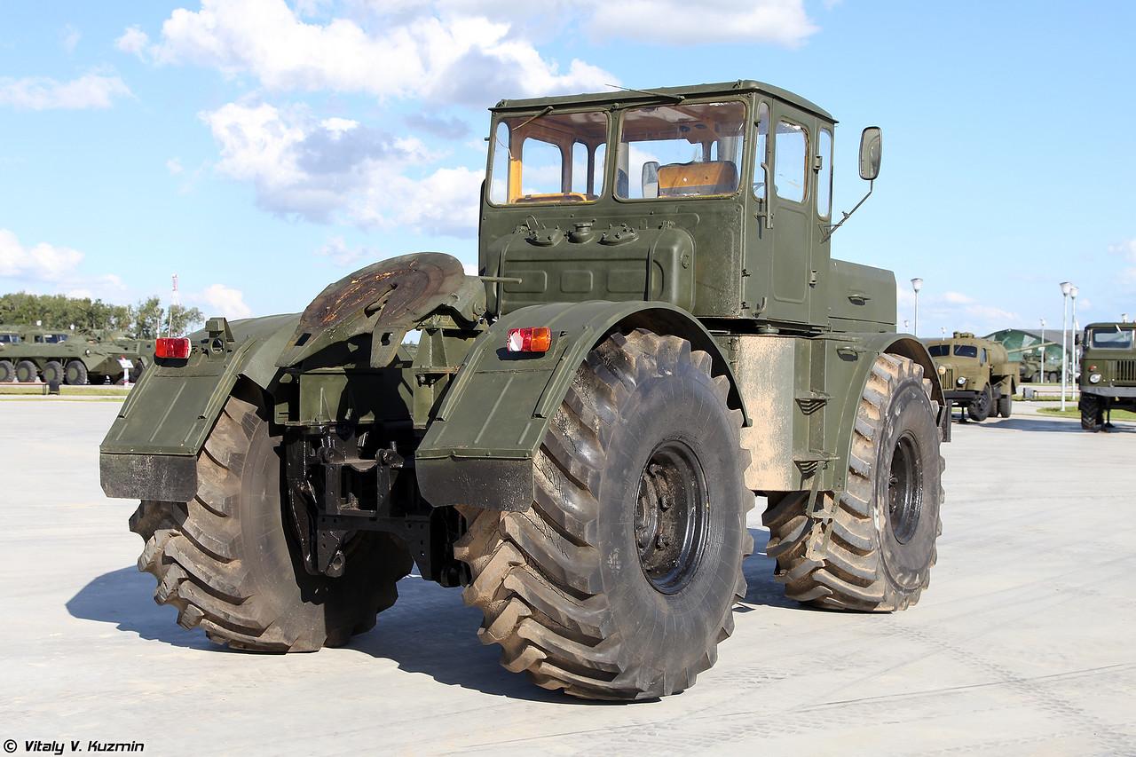 Трактор К-701 Кировец (K-701 Kirovets)
