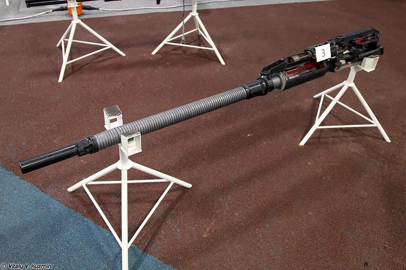 Авиационная пушка ГШ-30-1 (GSh-30-1 autocannon)