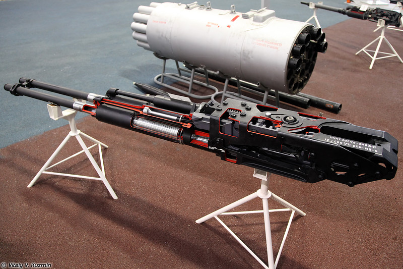 Авиационная пушка ГШ-30-2 (GSh-30-2 autocannon)