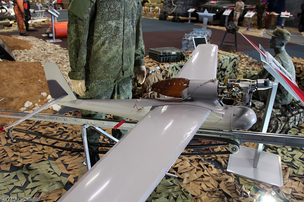 БПЛА Гранат-3 (Granat-3 UAV)