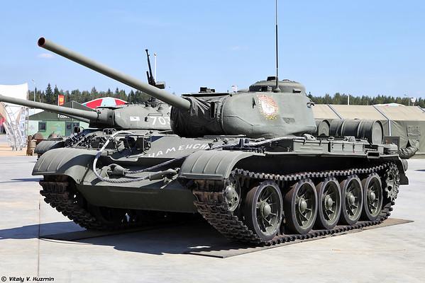 Т-44МС (T-44MS)