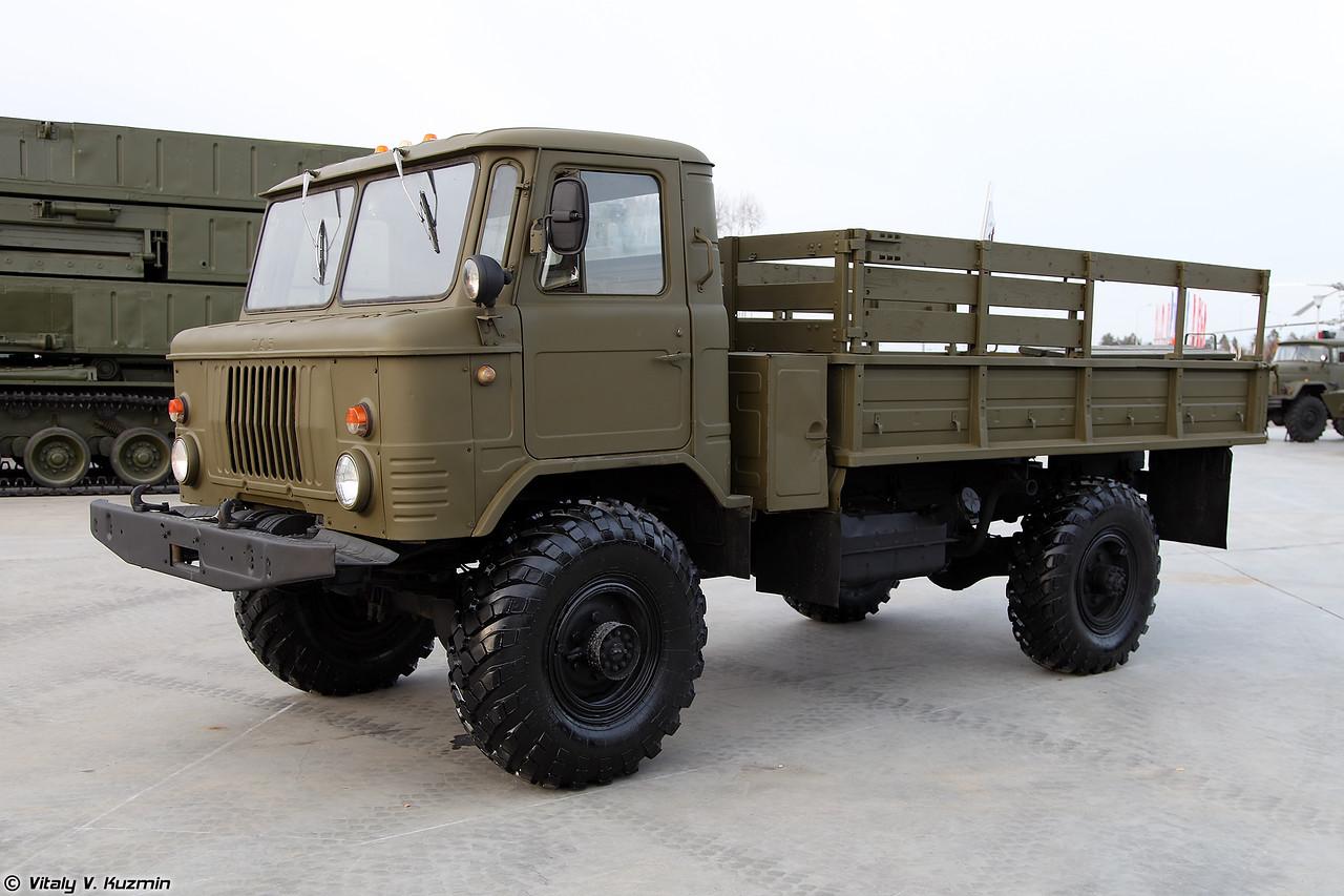 ГАЗ-66 (GAZ-66)