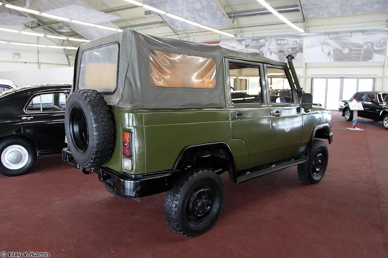 УАЗ-3172 (UAZ-3172)
