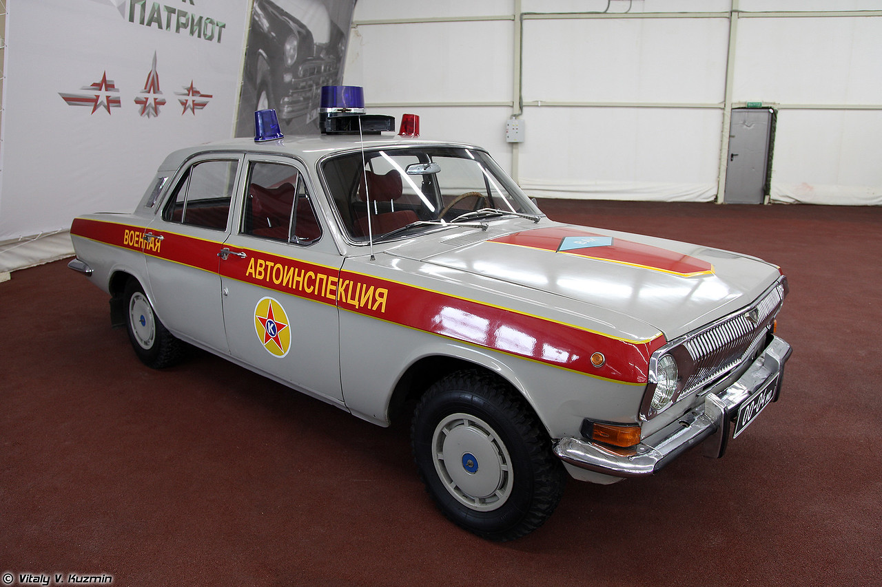 ГАЗ-24 ВАИ (GAZ-24 VAI)
