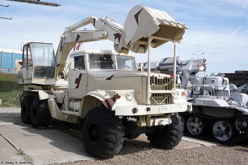 Экскаватор ЭОВ-4421 (EOV-4421 excavator)