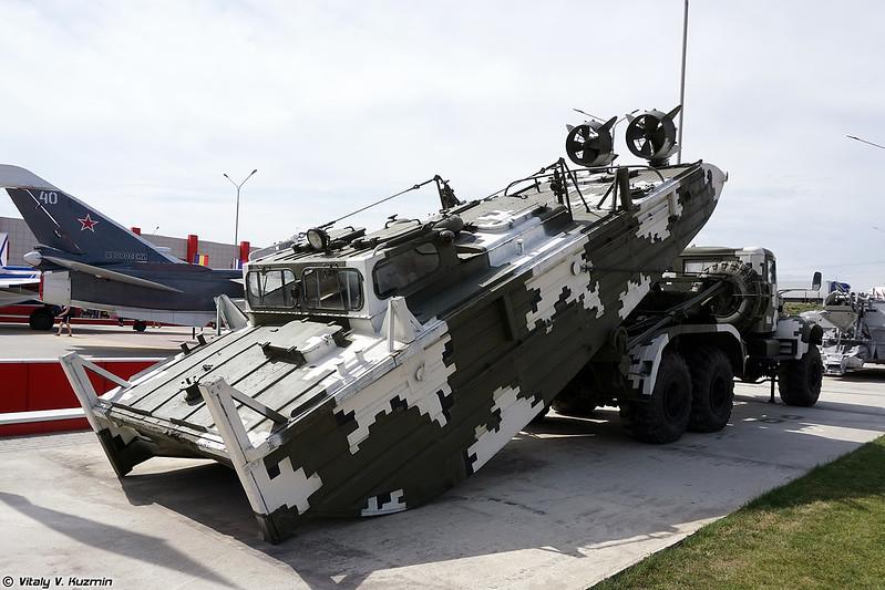 Буксирно-моторный катер БМК-Т (BMK-T boat)