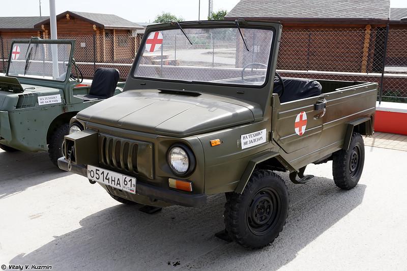 ЛуАЗ-969М (LuAZ-969M)