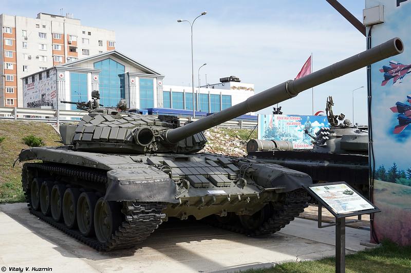 Т-72Б (T-72B)