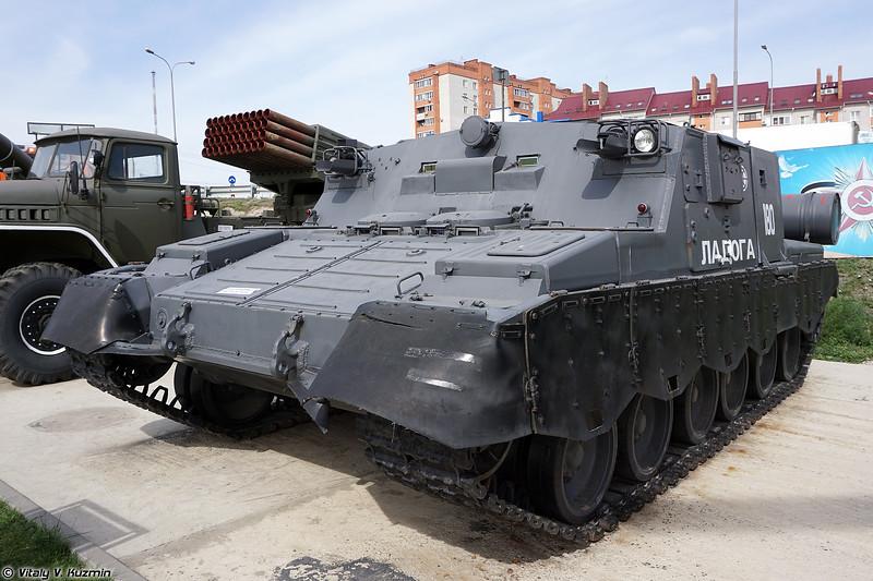 Высокозащищённое транспортное средство Ладога (Ladoga command vehicle)